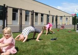 Outdoor Gross Motor Fun