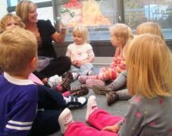 Preschool Circle Activities