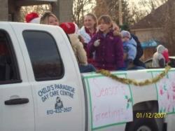 Santa Clause Parade 2009 Pic1