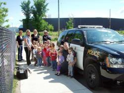POLICE VISIT June 7 2010