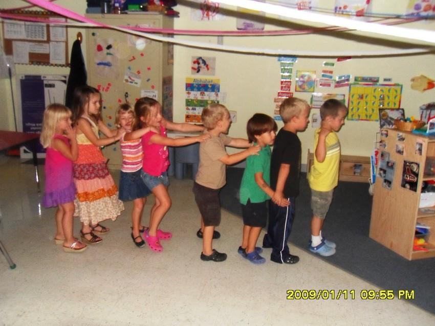School-Age Dance