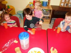 Mealtime Independence