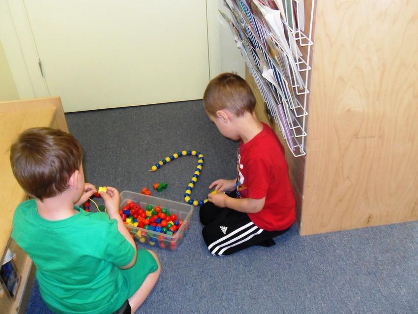 School Readiness Program Patterning