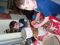 School-Age Woodworking